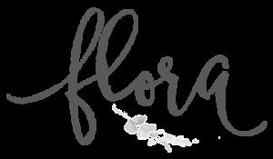 Flora-Logo-Flower