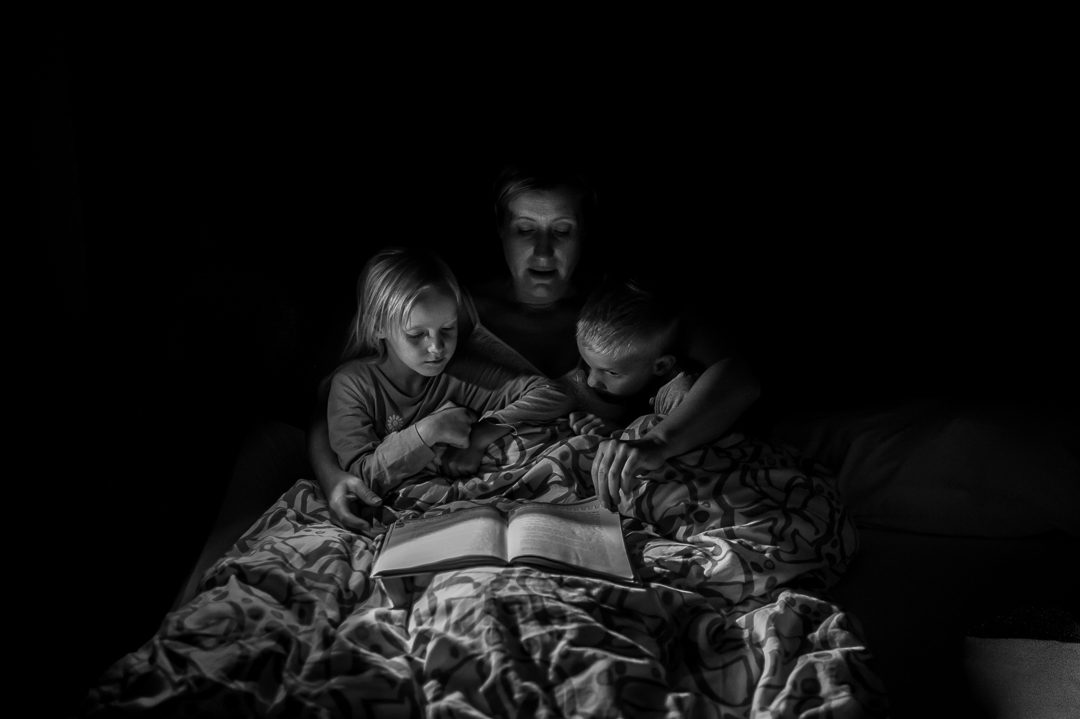 bed time stories for 2 small children