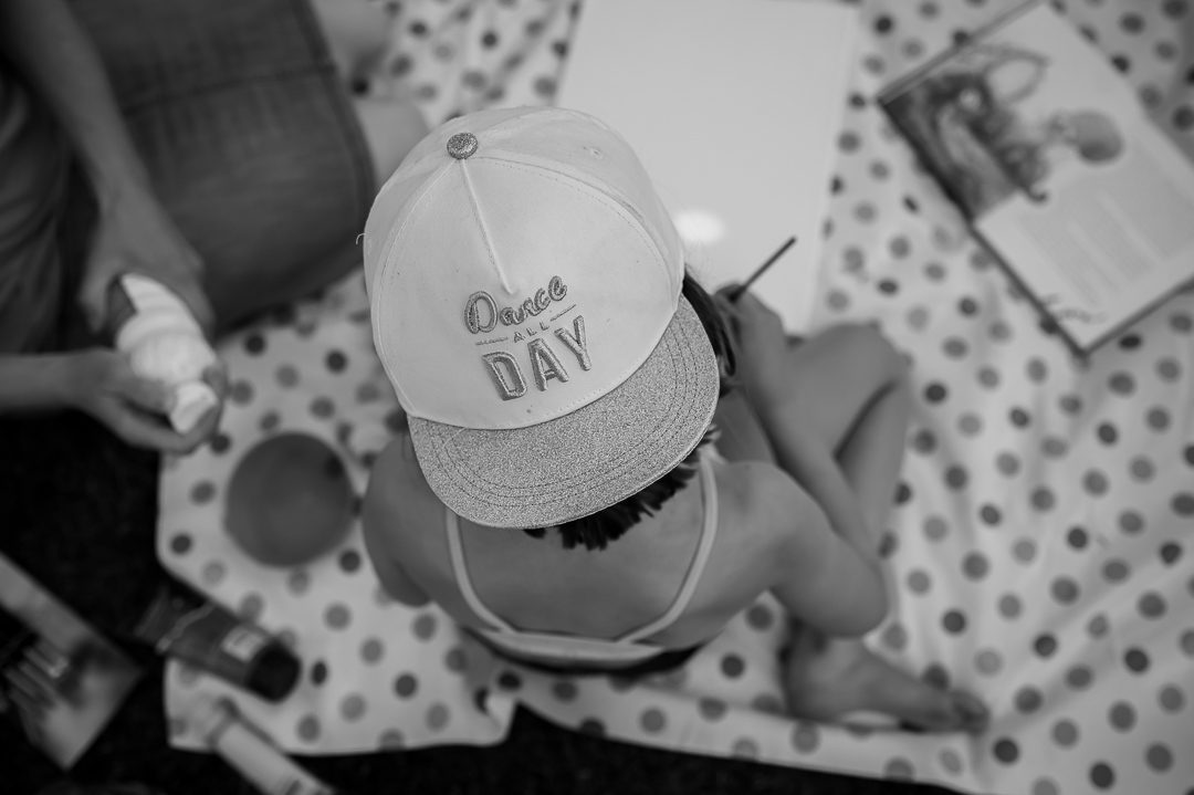 Dance All Day baseball cap